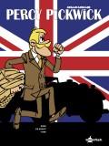 Percy Pickwick Gesamtausgabe 2 - Das Cover