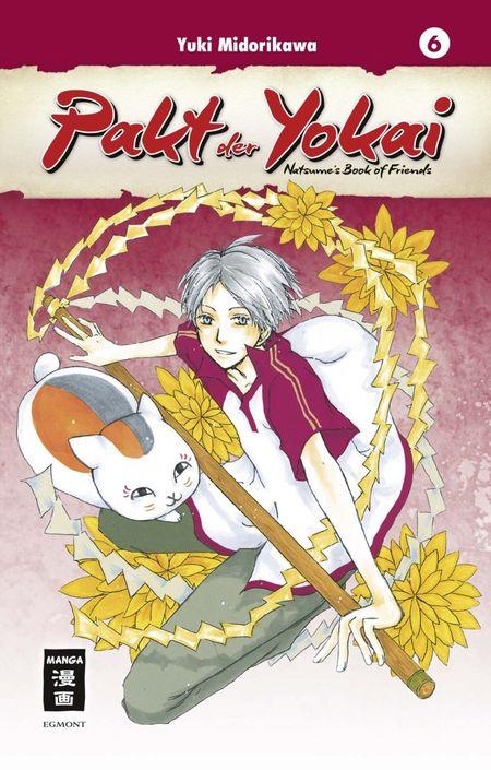 Pakt der Yokai 6 - Das Cover