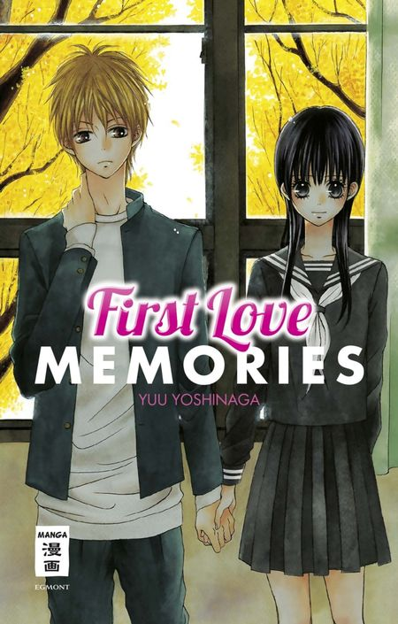 First Love Memories - Das Cover