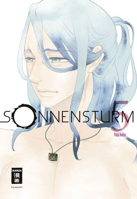 Sonnensturm 5 - Das Cover