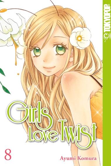 Girls Love Twist 8 - Das Cover