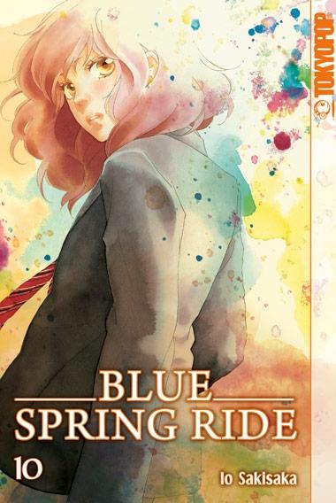 Blue Spring Ride 10 - Das Cover