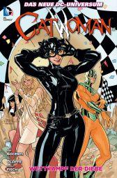 Catwoman 6: Wettkampf der Diebe - Das Cover