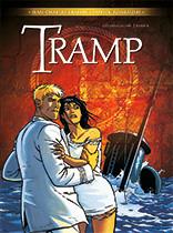 Tramp Gesamtausgabe 2 - Das Cover