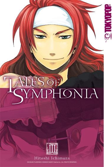 Tales of Symphonia 3 - Das Cover