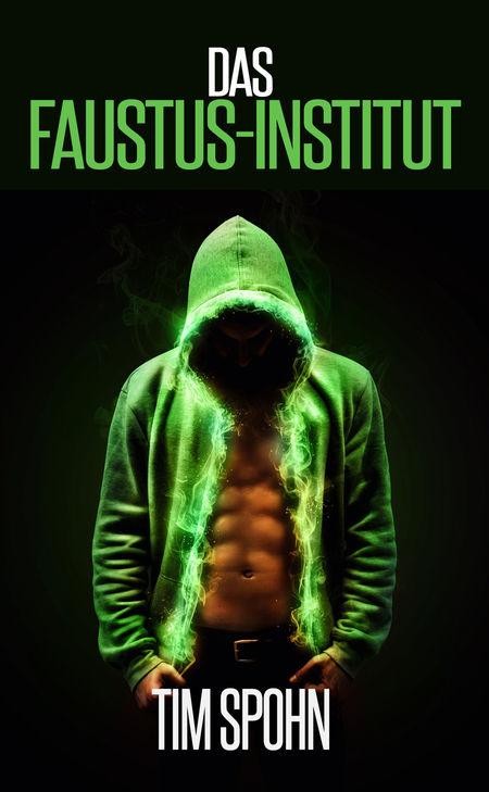 Das Faustus-Institut (Der Fluch des Noah Lindt)  - Das Cover