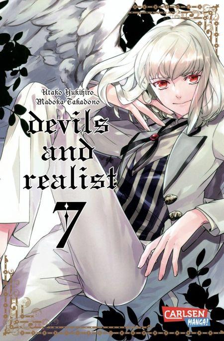 Devils and Realist 7 - Das Cover