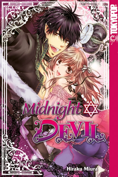 Midnight Devil 3 - Das Cover