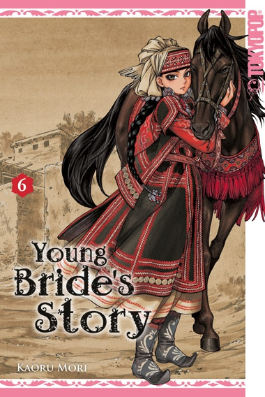Young Bride's Story 6 - Das Cover