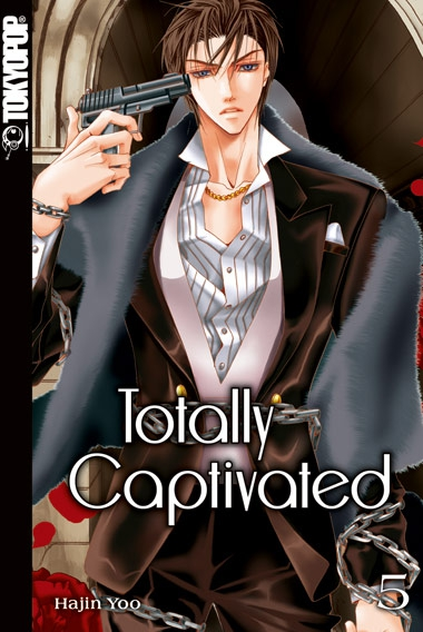 Totally Captivated 5 - Das Cover