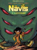 Nävis 3: Latitzoury - Das Cover