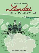 Landei. Eine Kindheit - Das Cover
