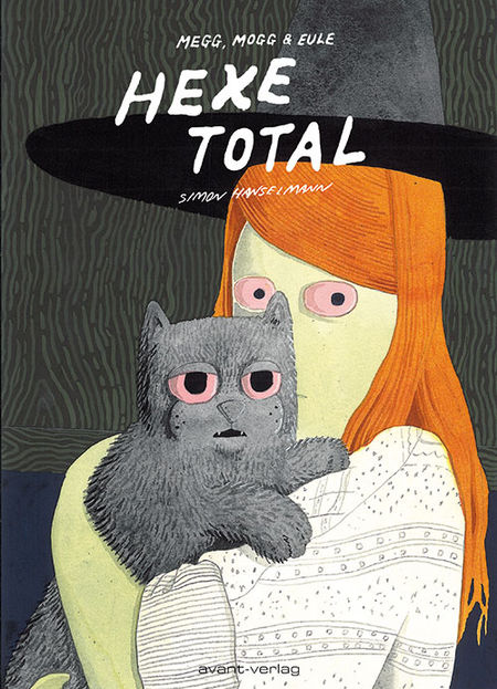 Hexe Total - Das Cover