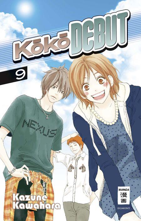 Koko DEBUT 9 - Das Cover