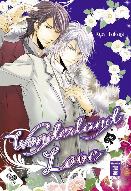 Wonderland Love - Das Cover