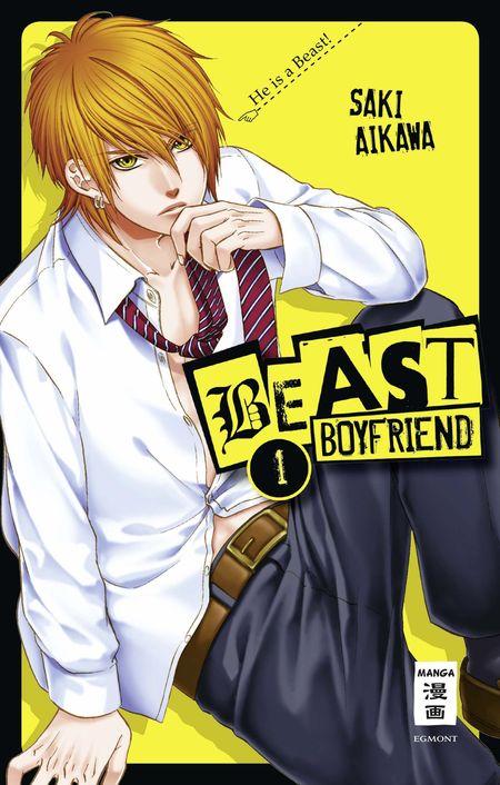 Beast Boyfriend 1 - Das Cover