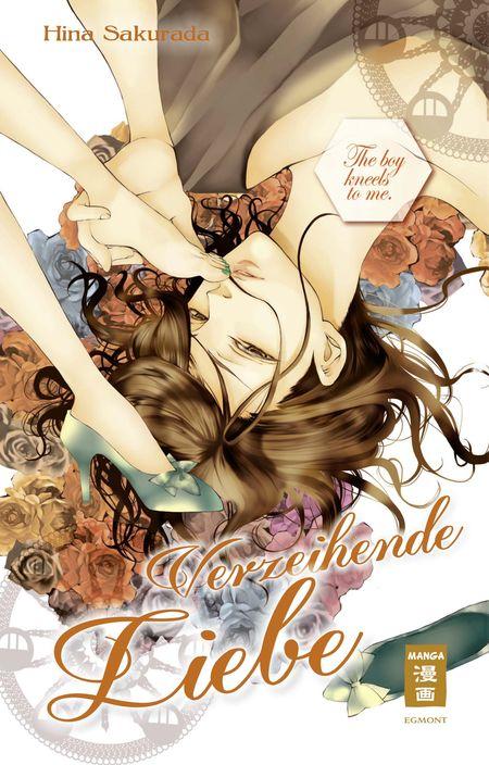 Verzeihende Liebe - Das Cover