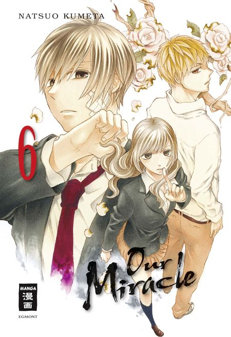 Our Miracle 6 - Das Cover