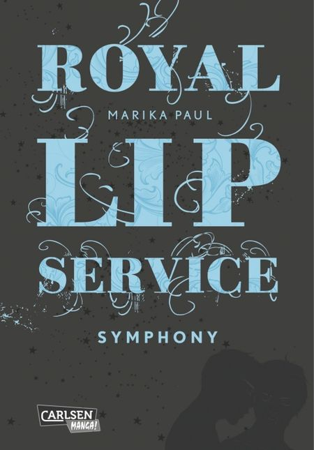 Royal Lip Service: Symphony - Das Cover