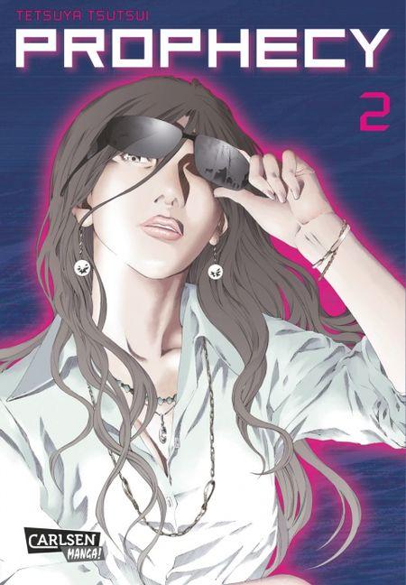 Prophecy 2 - Das Cover
