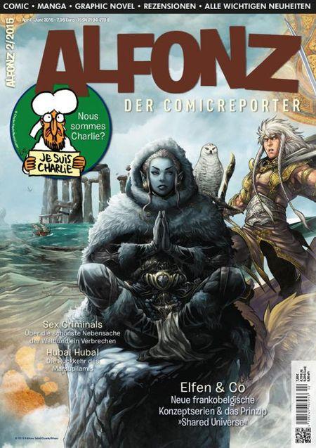 Alfonz 2/2015 - Das Cover