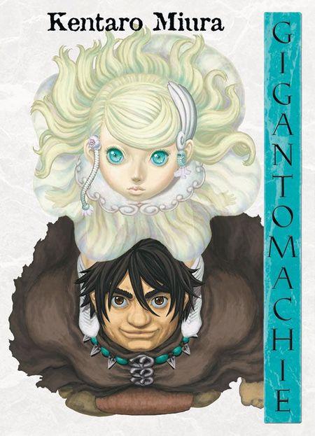 Gigantomachie - Das Cover