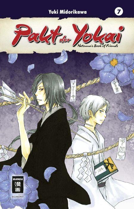 Pakt der Yokai 7 - Das Cover