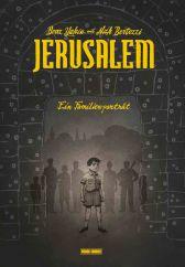 Jerusalem - Ein Familienporträt - Das Cover
