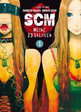 SCM - Meine 23 Sklaven - Das Cover