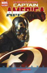 Captain America Megaband 2: Weltordnung - Das Cover