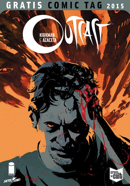 Outcast - Gratis Comic Tag 2015 - Das Cover