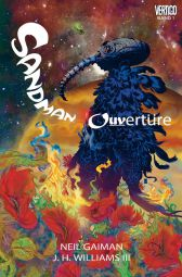 Sandman Ouvertüre 1 - Das Cover