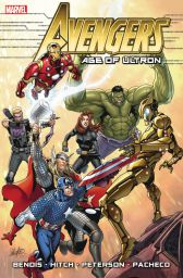 Avengers: Age of Ultron - Das Cover