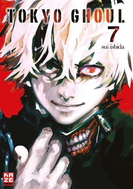 Tokyo Ghoul 7 - Das Cover