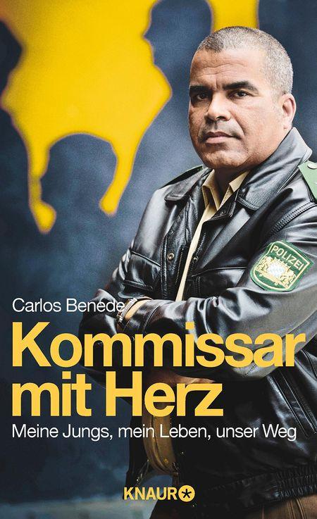 Kommissar mit Herz: Meine Jungs, mein Leben, unser Weg - Das Cover