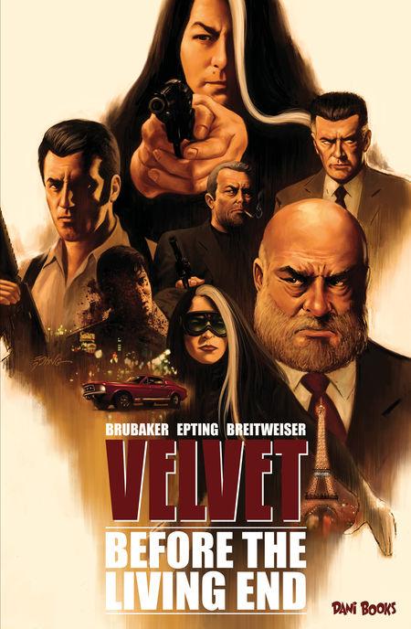Velvet - Band 1: Before the Living End - Das Cover