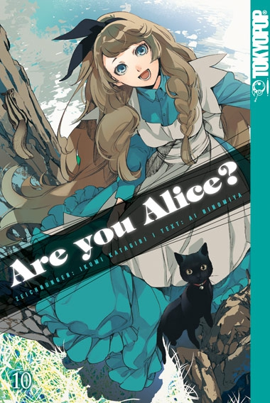 Are you Alice? 10 - Das Cover