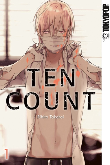 Ten Count 1 - Das Cover