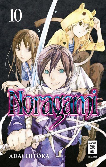 Noragami 10 - Das Cover
