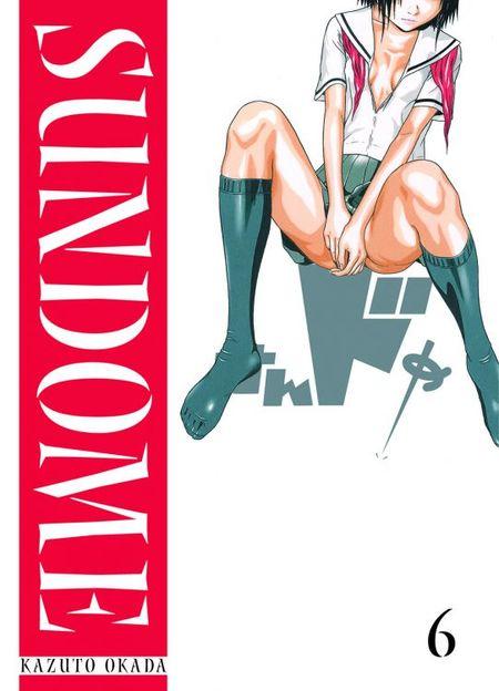 Sundome 6 - Das Cover