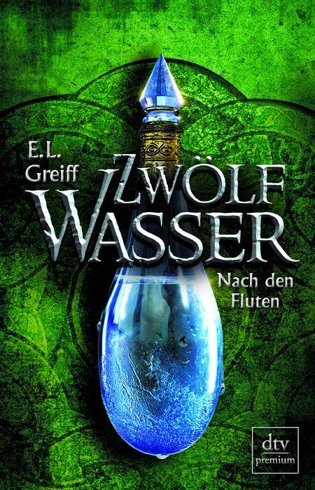 Zwölf Wasser 3: Nach den Fluten - Das Cover