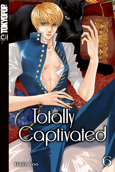 Totally Captivated 6 - Das Cover