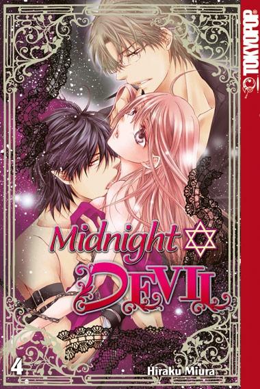 Midnight Devil 4 - Das Cover