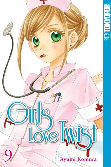 Girls Love Twist 9 - Das Cover