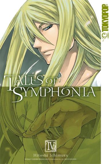 Tales of Symphonia 4 - Das Cover