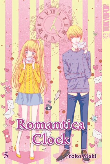 Romantica Clock 5 - Das Cover