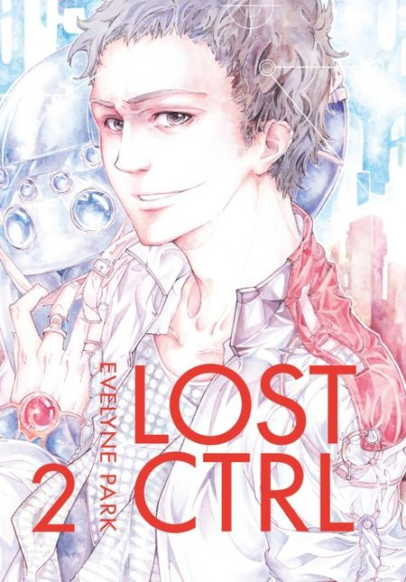 Lost CTRL 2 - Das Cover