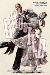 Ghosted 3: Ein gespenstischer Trick - Das Cover