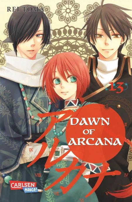 Dawn of Arcana 13 - Das Cover