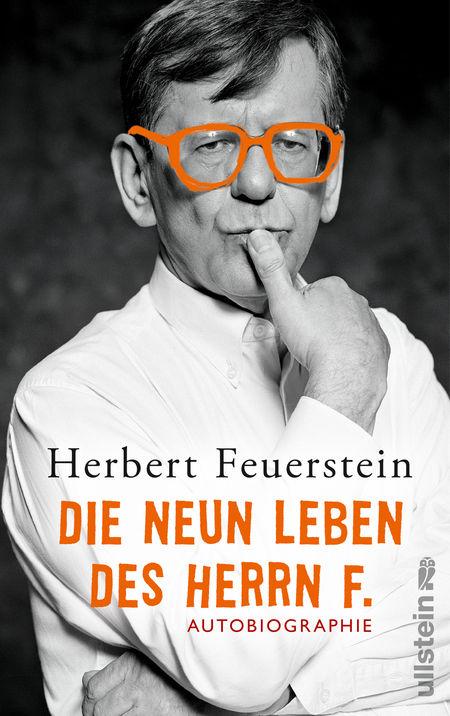Die neun Leben des Herrn F. - Das Cover